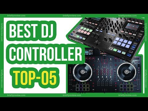 Best dj controller 2018 - 5 Best dj mixer and controllers reviews