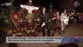 Eventyrteatret - Hvis Du Vild Med Rock (Rock & Jul)