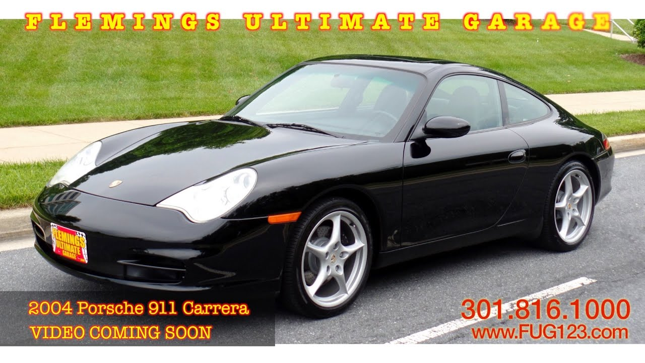 2004 porsche 911 carrera video coming soon flemings. Black Bedroom Furniture Sets. Home Design Ideas