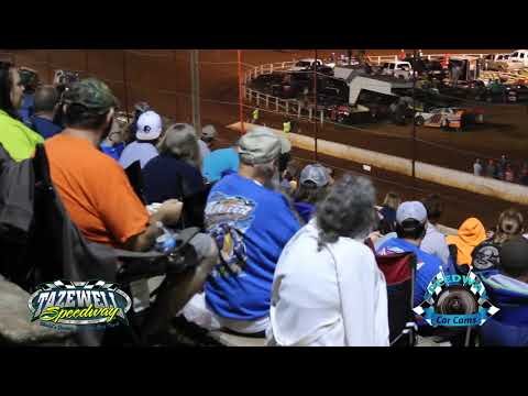 4 Cylinder Pony - Feature Race - 9-3-17 Tazewell Speedway