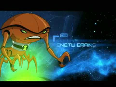 ben 10 alien force brainstorm youtube