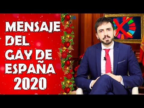 Mensaje de NAVIDAD del Gay de España ? ¡RESUMEN 2020!  | InfoVlogger