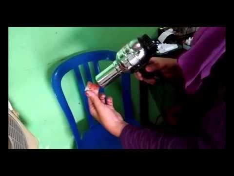 Cara praktis bikinstempel Karet