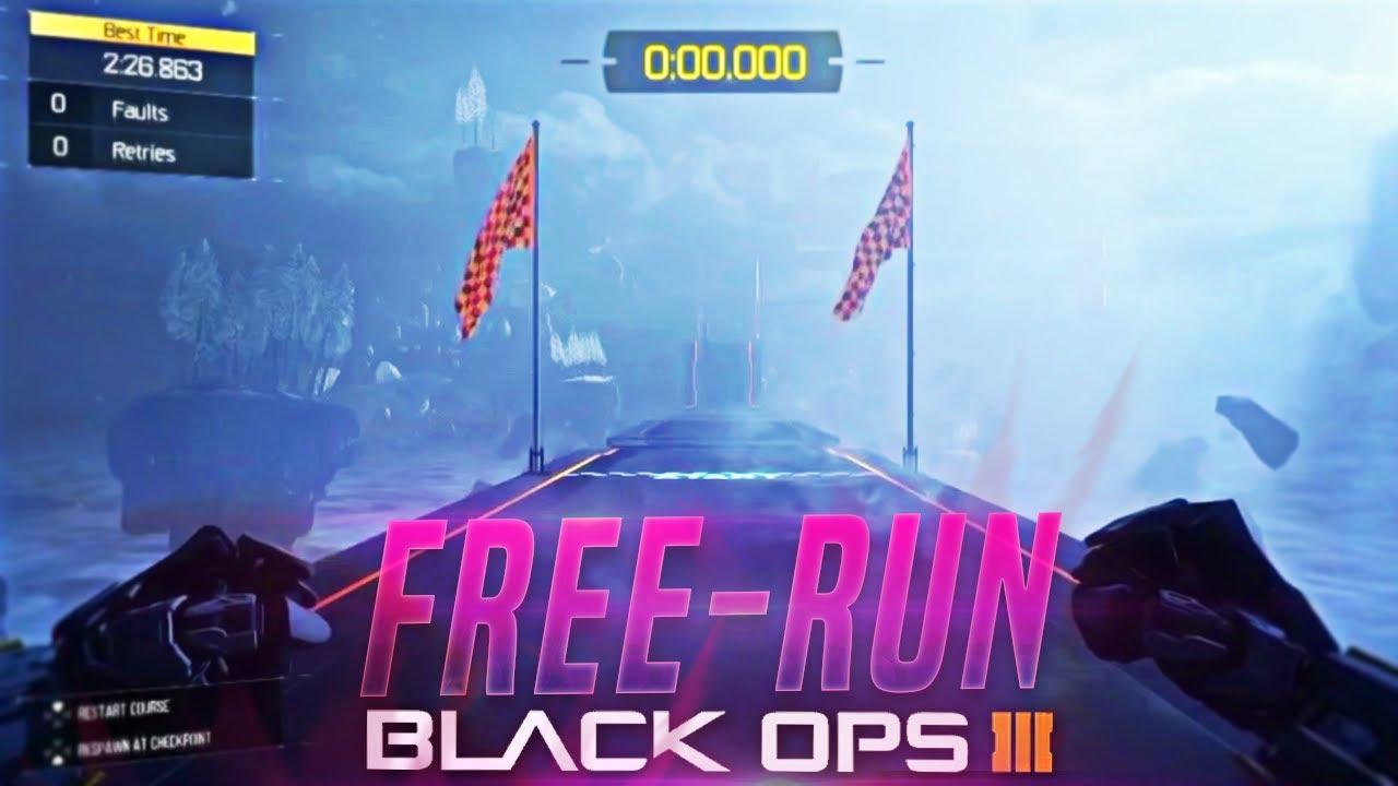 Call Of Duty Black Ops 3 Glitch In New Mode Freerun Youtube