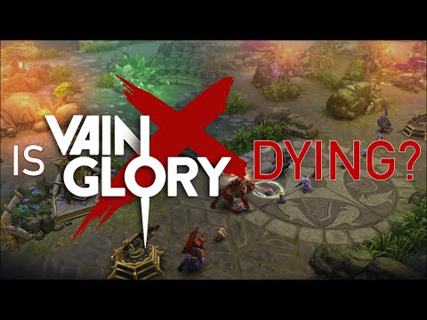Let's Talk About Vainglory...