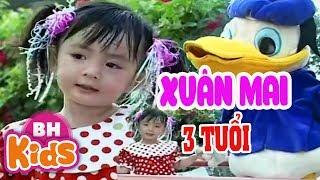 LK Chú Vịt Con ♫ Con Lợn Éc ♫ Xuân Mai - Nhạc Thiếu Nhi Xuân Mai Hay Nhất