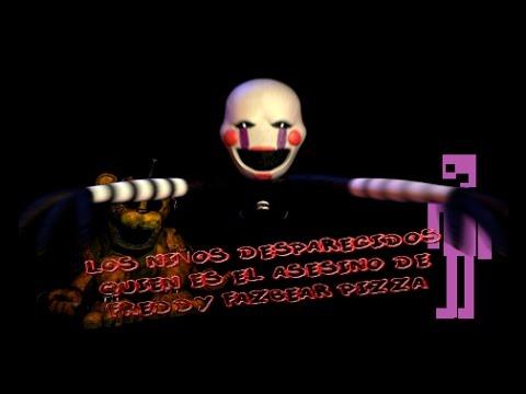 LA VERDADERA HISTORIA DE Five Nights At Freddy`s 2 ¿QUE ESCONDEN LOS MINIJUEGOS DE LA MUERTE?