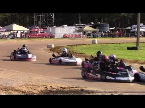 Florida Dirt Championship Series - Dad's Dream Tribute - Practice and Race 170624