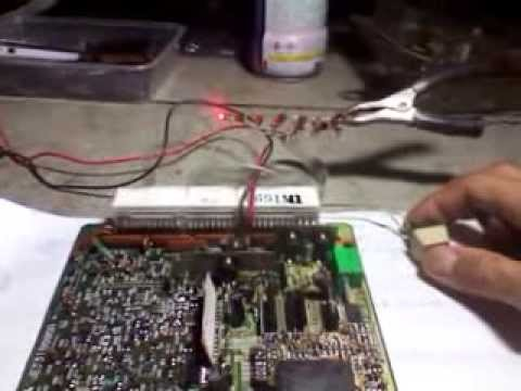 galant vr4 ecu - YouTube