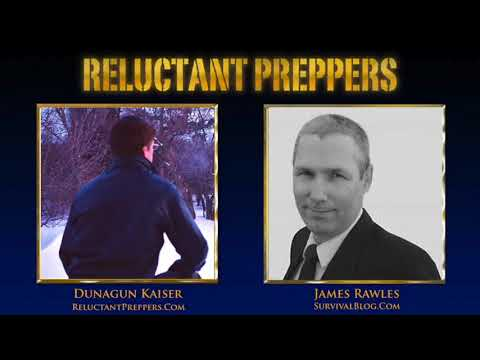 The Most Common Prepping Mistakes + Investing in Tangibles | James Rawles