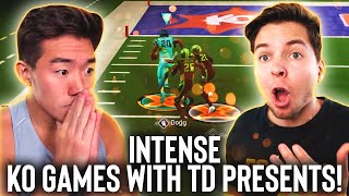 THE CRAZIEST GAMES I'VE PLAYED! SUPERSTAR KO W/ TDPRESENTS! Madden 20
