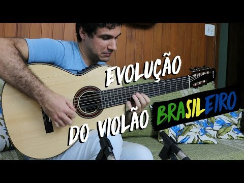 Evolution of the Brazilian Guitar 1917 - 1999