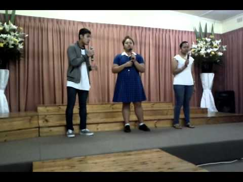 I Will Search For You (cover) - Israel Houghton
