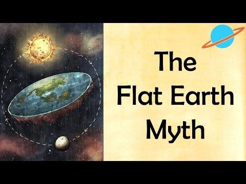 The Flat Earth Myth thumbnail