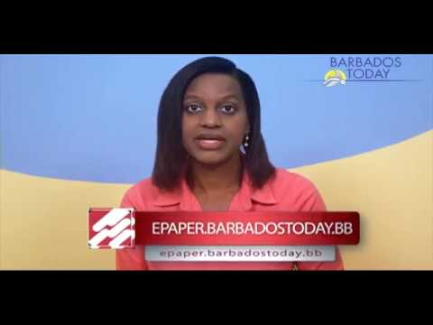 BARBADOS TODAY AFTERNOON UPDATE - June 16, 2017