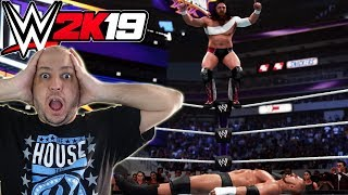 Grosse nouveauté sur WWE 2K19 !!!