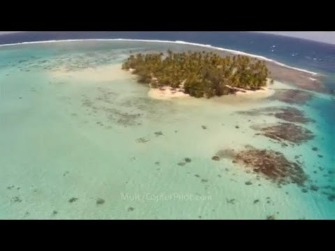 Raiatea and Tahaa Islands - French Polynesia - Scarab multiwiicopter - FPV