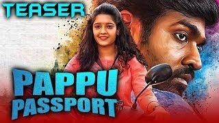 Pappu Passport (Aandavan Kattalai) Official Hindi Dubbed Teaser | Vijay Sethupathi, Ritika Singh