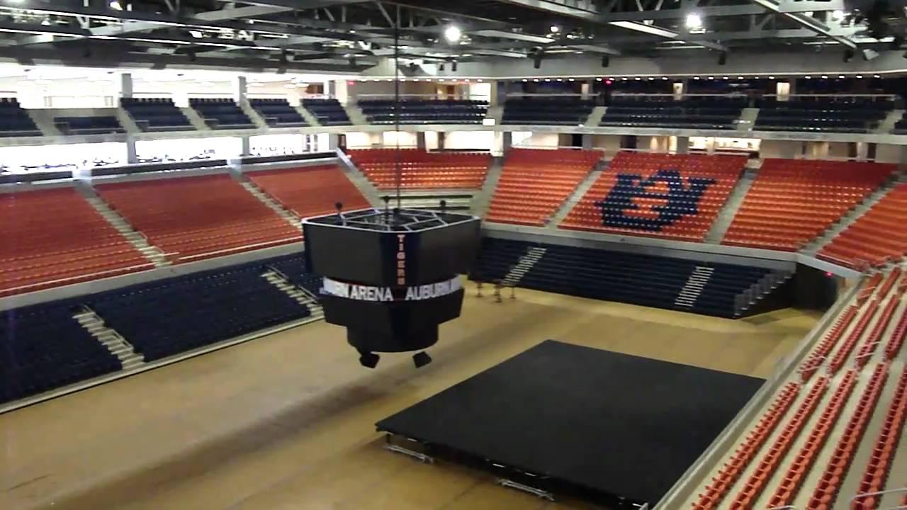Auburn Basketball Arena