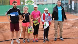 Finał turnieju tenisa ziemnego kobiet