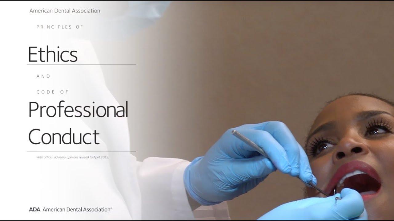 Ethical Dentists - American Dental Association