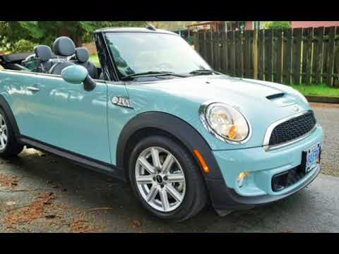 2017 Mini Cooper Convertible S 2 Owners Ice Blue 31k Actual Miles For In Milwaukie Or