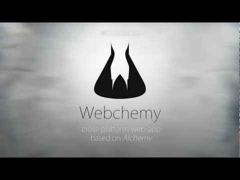 Webchemy Web-App