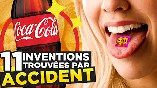 11 INVENTIONS TROUVÉES PAR ACCIDENT
