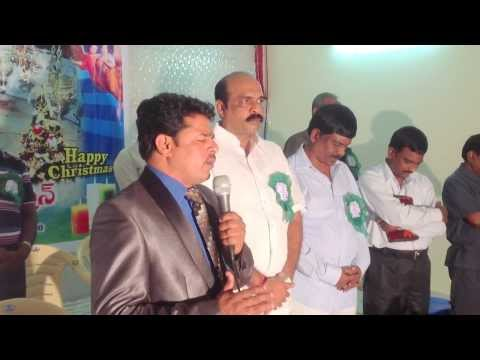 Semi Christmas The Holy GOD Ministries India Ps Johnson veerapaneni