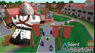 Roblox Slient Assassin(Gameplay)