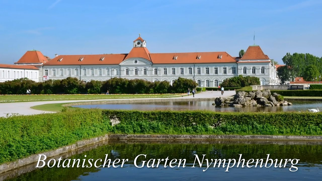9 botanischer garten in m nchen nymphenburg youtube. Black Bedroom Furniture Sets. Home Design Ideas