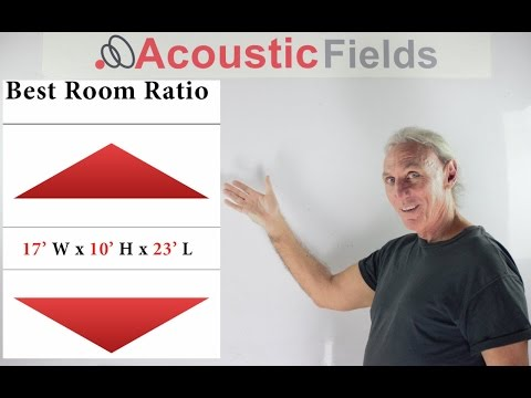 Ideal Room Size Ratios How To Apply The Bonello Graph