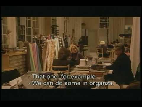 Yves Saint Laurent Documentary -