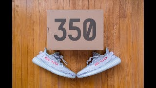Is this the last 350 V2?! || Adidas Yeezy Boost 350 V2 Blue Tint Review and On Feet