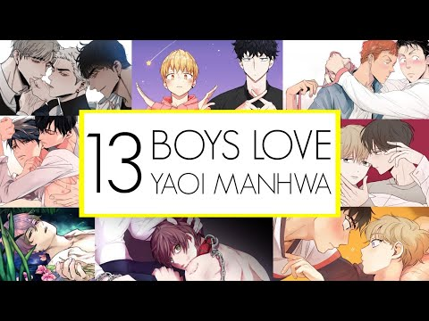 13 Boys Love/Yaoi Manhwa I'm Currently Reading + Recommend | Summer Manhwa 2019