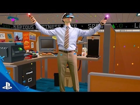 Job Simulator - Launch Trailer | PS VR