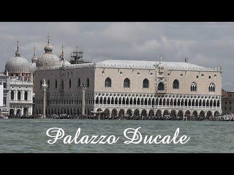 VENICE: Doge's Palace & Bridge of Sighs