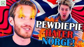 PewDiePie Hater Norge!