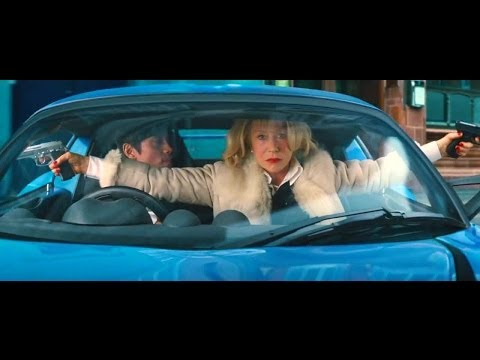 Red 2 - Lotus Exige S Car Chase Scene [HD]