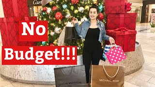 WIFE DOES THE NO BUDGET CHALLENGE!!!