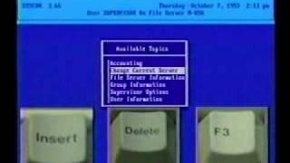 Novell Netware 3 - Treinamento Completo - 82 min
