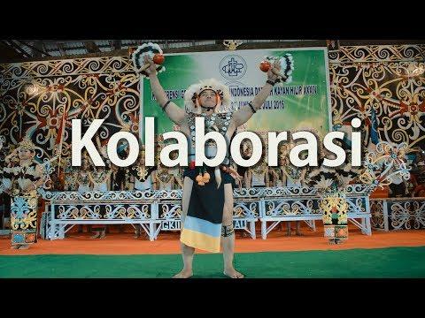 Cover Lagu Kolaborasi Musik Tradisional Metun Sajau STAFABAND