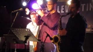 Igor Kogan Quintet at Levontin 7, Tel Aviv, Israel