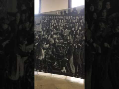 JR at Palais de Tokyo Chronicles of Clichy-Montfermeil 2