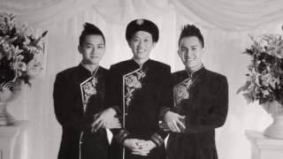 """Hoài Lâm đăng ảnh chụp cùng Hoài Linh và anh trai nuôi mừng """"Ngày của Cha""""(tin tuc sao viet)"""