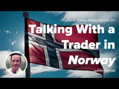 STR 020: Talking With a Trader in Norway (audio only)