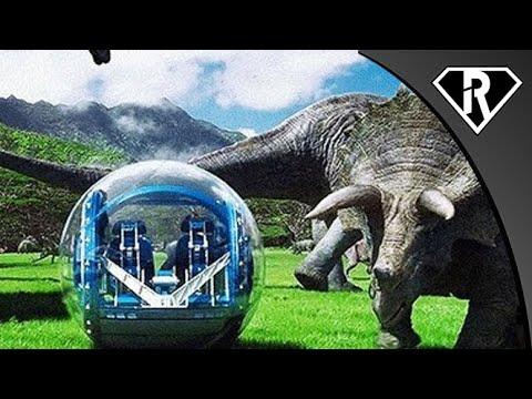 Jurassic Park Rollen
