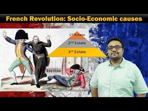 WHFr/P2: French Revolution: Socio-Economic & Cultural causes; taille & gabelle taxes
