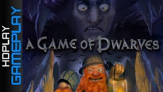 A Game of Dwarves - Gameplay PC | HD