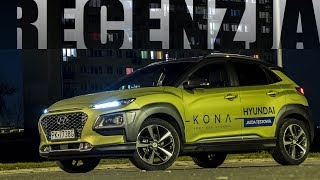 Hyundai KONA Test i recenzja PL 1.0 T GDI 120KM MT